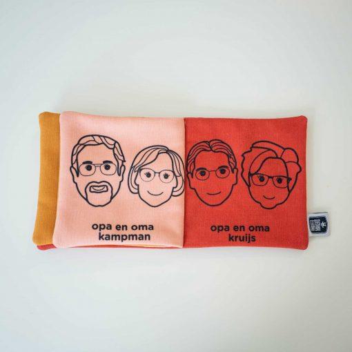 Gepersonaliseerd knuffelboekje - binnenkant